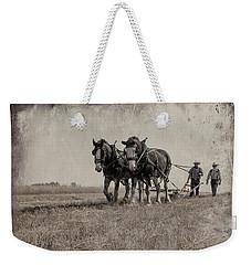 The Original Horsepower Weekender Tote Bag