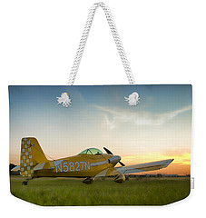 Weekender Tote Bag featuring the photograph The Original by Steven Richardson