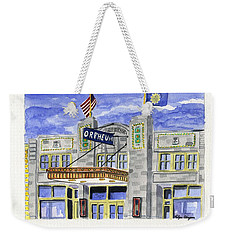 The Orpheum Weekender Tote Bag