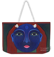 The Other Side - Full Face 1 Weekender Tote Bag