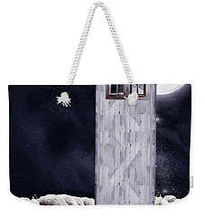 The Outsider Weekender Tote Bag by Mihaela Pater