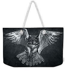The Owl 2 Weekender Tote Bag