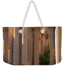 The Palace Columns Weekender Tote Bag