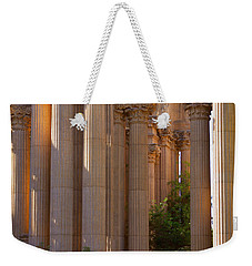The Palace Columns Weekender Tote Bag