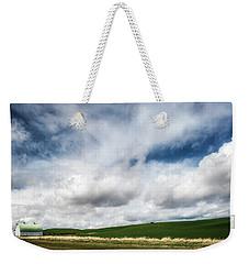 The Palouse Stripe Weekender Tote Bag
