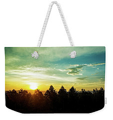 the Panorama route in Mpumalanga, South Africa. Weekender Tote Bag