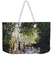 The Parc Monceau Weekender Tote Bag
