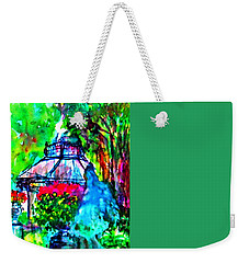 Flowers In The Park Weekender Tote Bag
