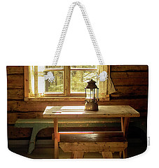The Parlour Weekender Tote Bag