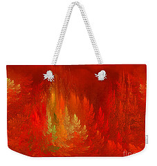 The Passion  Forest - Fantasy Art By Giada Rossi Weekender Tote Bag by Giada Rossi