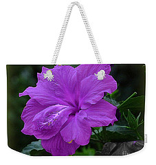 The Passion Of Purple Weekender Tote Bag