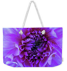 The Passionate Dahlia Weekender Tote Bag