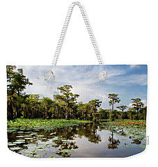 The Path Among Weekender Tote Bag by Lana Trussell