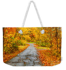 The Path Weekender Tote Bag by Darren Fisher