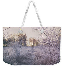 The Path Home Weekender Tote Bag