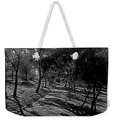 The Path In Abstract Weekender Tote Bag