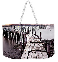 The Path Weekender Tote Bag by Jorge Maia