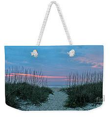 The Path Weekender Tote Bag by LeeAnn Kendall