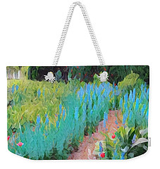 The Path Less Traveled Weekender Tote Bag