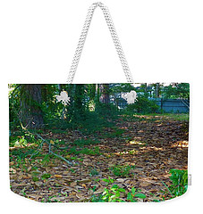 The Path Less Travelled Weekender Tote Bag