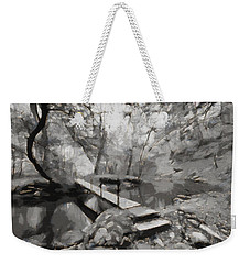 The Path To Nirvana Weekender Tote Bag