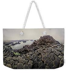The Path Of Stones In The Sunlight Weekender Tote Bag by Jaroslaw Blaminsky