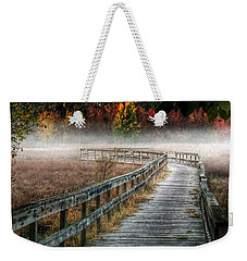The Peaceful Path Weekender Tote Bag