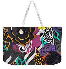 The Petals Of Prosperity Weekender Tote Bag