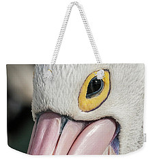 The Pelican Look Weekender Tote Bag