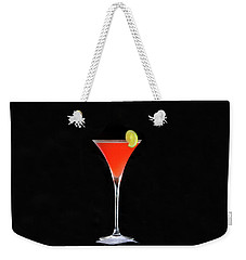Weekender Tote Bag featuring the photograph The Perfect Drink by David Lee Thompson