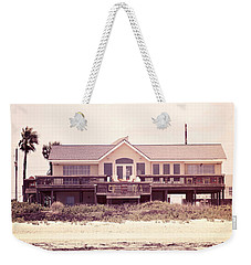 Weekender Tote Bag featuring the photograph The Perfect Summer by Trish Mistric