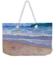 The Healing Pacific Weekender Tote Bag