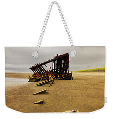 The Peter Iredale Weekender Tote Bag