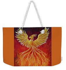 The Phoenix Weekender Tote Bag
