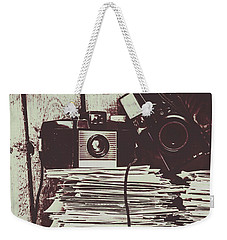 The Photo Room Weekender Tote Bag