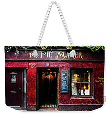 The Pie Maker Weekender Tote Bag