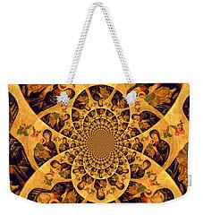 The Piece Weekender Tote Bag