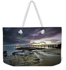 The Pier @ Lorne Weekender Tote Bag