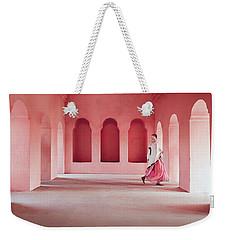 The Pilgrim Weekender Tote Bag