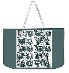 The Pilots Of The Battle Of Yavin  Weekender Tote Bag
