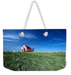 The Pink Church Weekender Tote Bag
