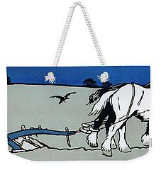 The Ploughman Weekender Tote Bag
