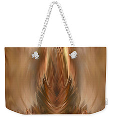 The Plumed Holy Grail By Rgiada Weekender Tote Bag