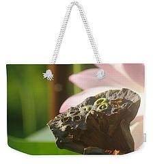 The Pod Weekender Tote Bag