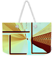 The Point Weekender Tote Bag by Susan Leggett