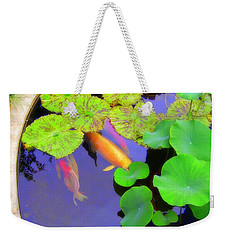 The Pond Weekender Tote Bag