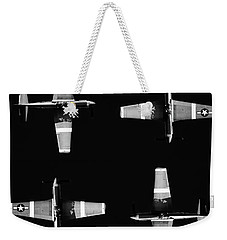 The Pony Expression Weekender Tote Bag