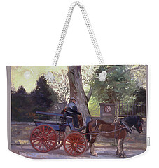 The Pony Trappe Weekender Tote Bag