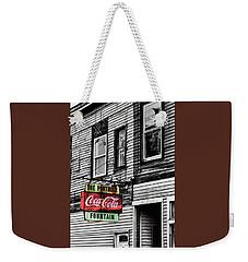 The Porthole Portland Maine Weekender Tote Bag