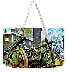 The Pottery - Bennington, Vt Weekender Tote Bag by Tom Cameron